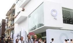 奇丽砂磁砖总部综合体开创陶瓷营销新模式