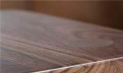 美國黑胡桃木做成了藝術品級別的小板凳