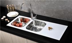 厨房不锈钢水槽的表面处理方式