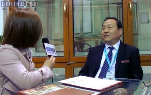 专访山东宝庄窗业总经理——武晖天