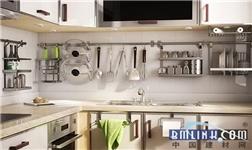 安装厨房置物架要注意什么