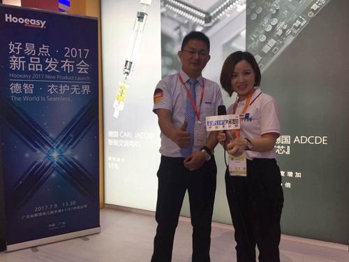 中国建材网专访好易点销售总监――刘学平