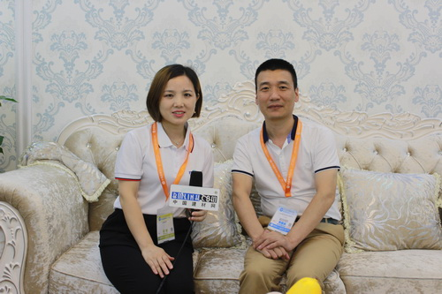 中国建材网专访太氧谷营销副总监――张小平