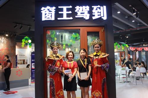 中国建材网专访美沃门窗招商主管——章珂
