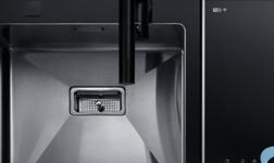不选模块,一键清洗 方太水槽洗碗机Q7 引领厨房智能生活
