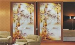 艺术玻璃具有哪五大优点?