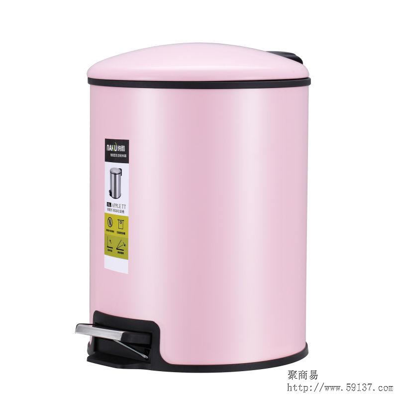 【纳酷智能脚踏垃圾桶】广东广州