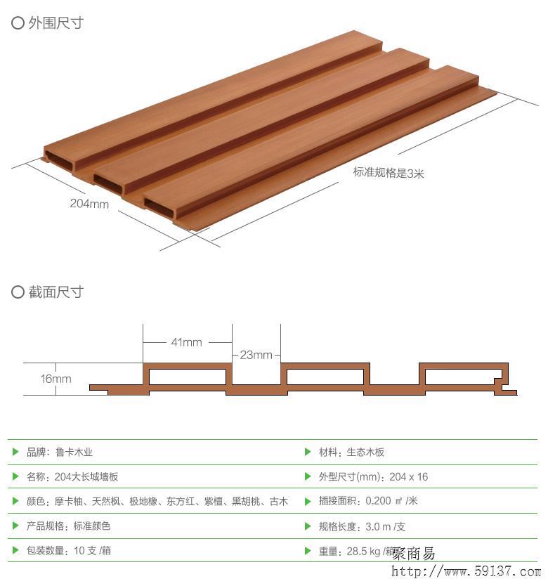 PVC木线条
