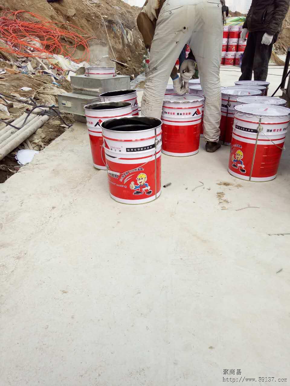 宿迁非固化橡胶沥青防水涂料