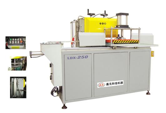 供应铝型材超效自动端面铣床LDX250