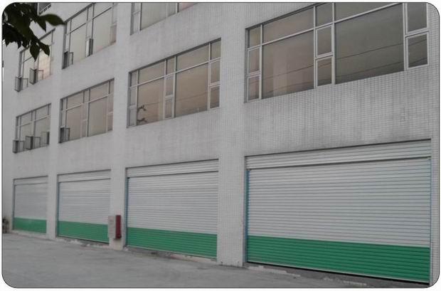 深圳厂家批发供应手动卷闸门无声卷闸门