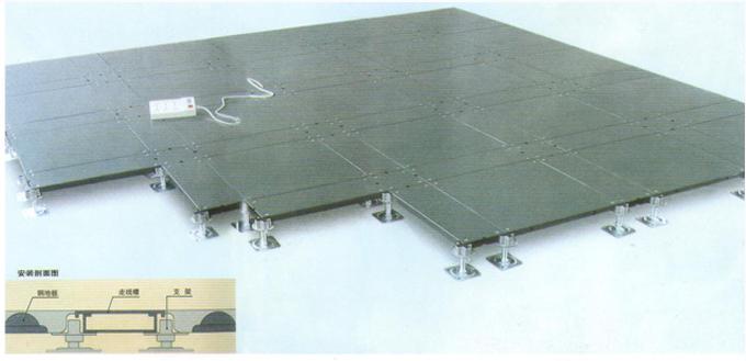 供应智能办公楼高架地板活动地板