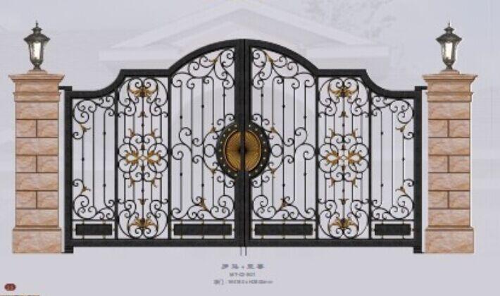 铁艺铜制素材花纹
