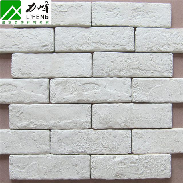 供应力峰白色仿古砖 室内装饰墙砖文化砖