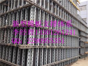 工地模板支撑,施工模板支撑易搭拆脚手架