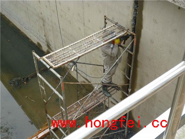 西安水池堵漏防水公司西安防水公司西安防水补漏施工找鸿飞