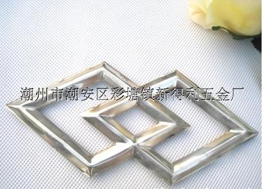 不锈钢六角双菱花楼梯栏杆装饰配件