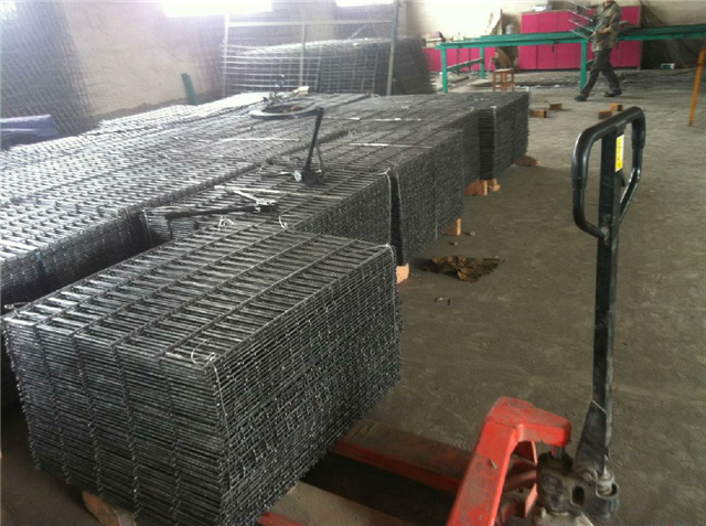 营口10cm孔承重墙钢丝网片-地热网片100张起