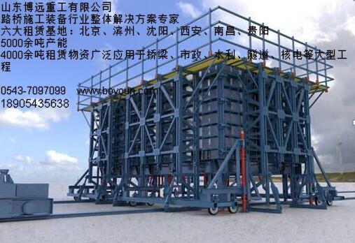 【城市预制综合管廊箱涵模板混凝土方涵钢模板】报价