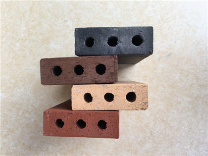 供应四川真空拉毛砖 烧结砖 劈开砖 园林砖