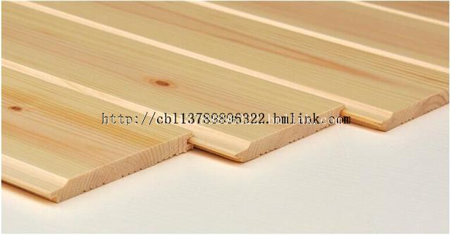 > 供应免漆桑拿板,实木扣板,吊顶天花板