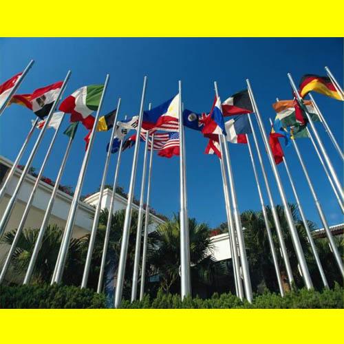 供应优质学校国旗杆,企业国旗杆