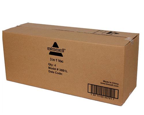 箱子矢量图黑白