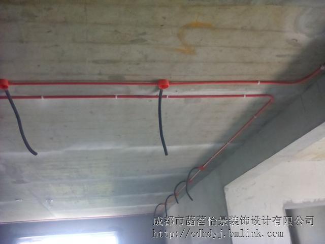 成都室内装修水电改造走明线还是走暗线好?