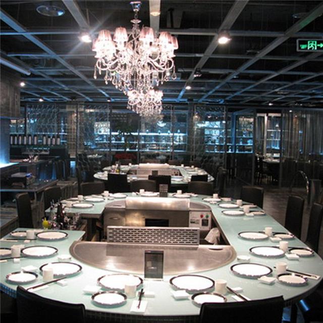 大量销售韩式铁板烧设备,法式铁板烧设备