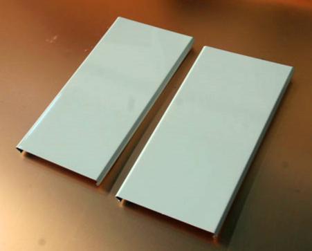加油站防风铝扣板条形扣板厂家