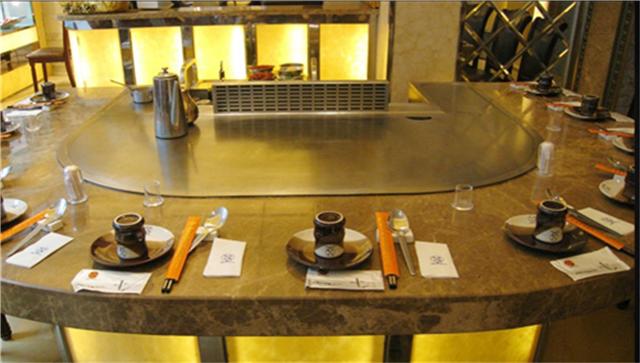 扬州花式铁板烧,无烟铁板烧设备价格优惠