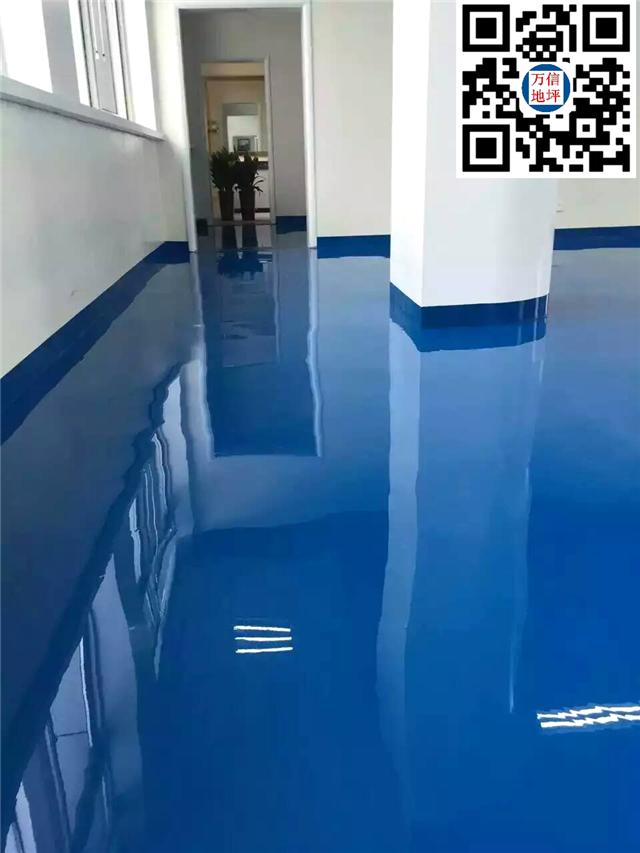 青岛市南区水性环氧地坪漆应用最广泛