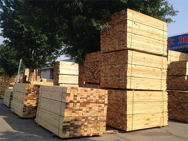 清远木方价格 木方厂家 建筑木方 木方批发