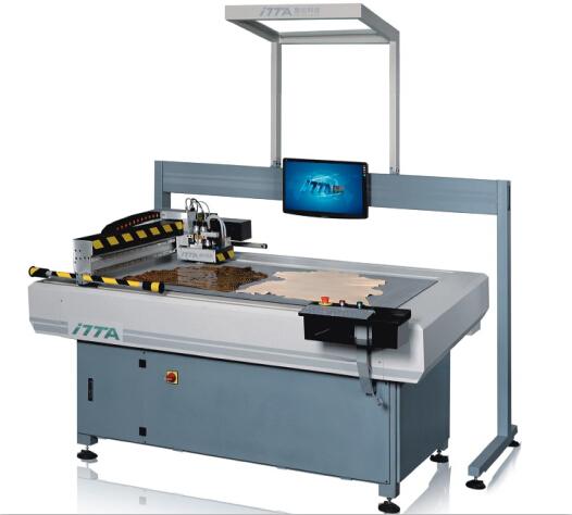 供应意达IC150皮革数控切割机