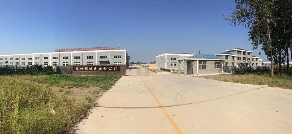 钢结构厂房外墙板