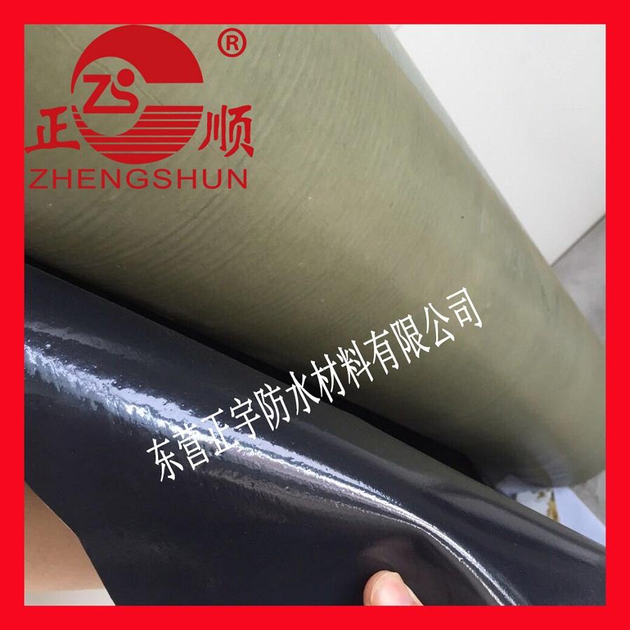 自粘橡胶沥青防水卷材