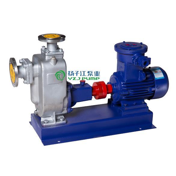 ZW型自吸式排污泵