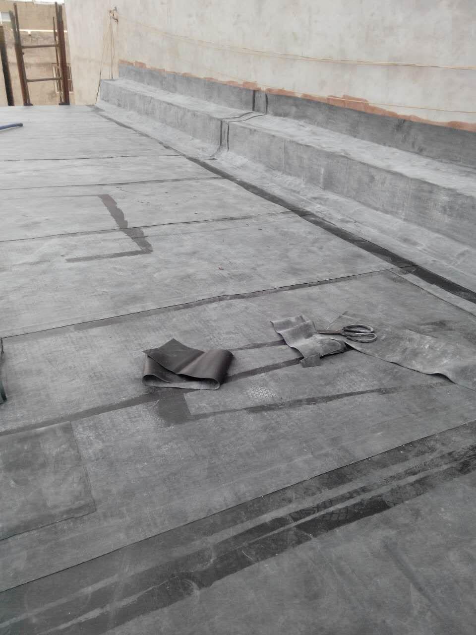 供应商丘厂房防水丁基橡胶防水卷材报价