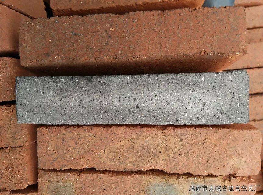 成都厂家供应青砖切片、仿古墙面青砖贴片