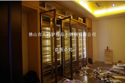 恒温酒柜广泛用于酒