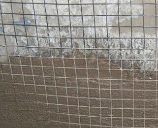 【镀锌钢丝焊接网】墙体抹墙专用规格可定做
