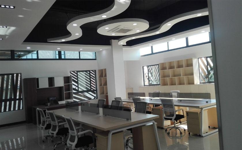 专注于厂房办公室装修设计与施工数十年,自公司成立以来先后在上海