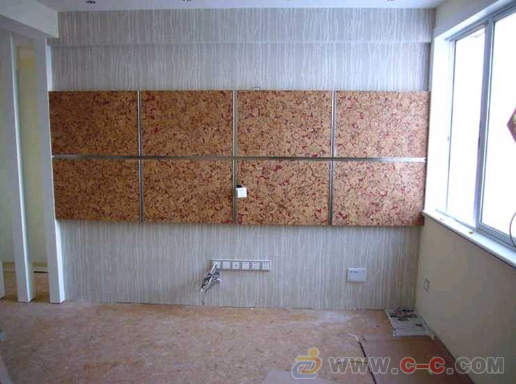 【软木墙板 软木背景墙板
