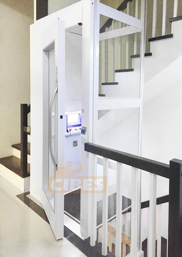 螺杆家用电梯的优势,为什么要选螺杆式家用电梯