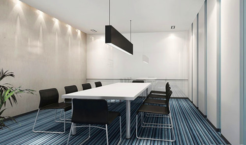 重庆大学城会议室设计|会议室装修注意问题图片