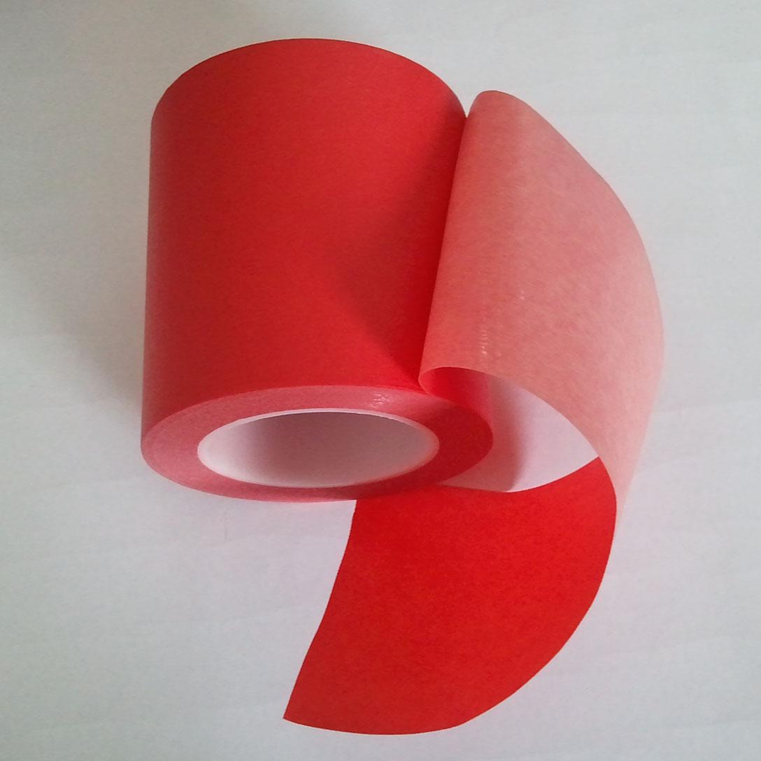 玛拉胶带红色麦拉胶带变压器专用胶带聚酯高
