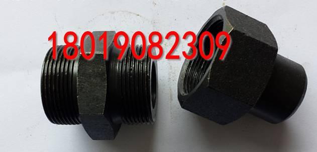 供应北京液压碳钢焊接式直通管接头图片