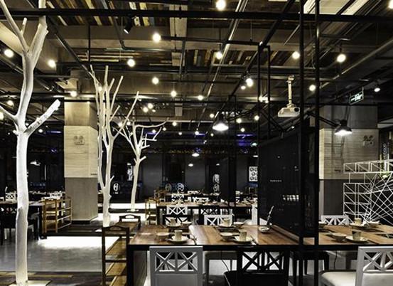 意大利风格为代表的欧式餐厅