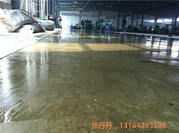 车间地面起砂处理,车库水泥地面起灰-【效果图,产品图