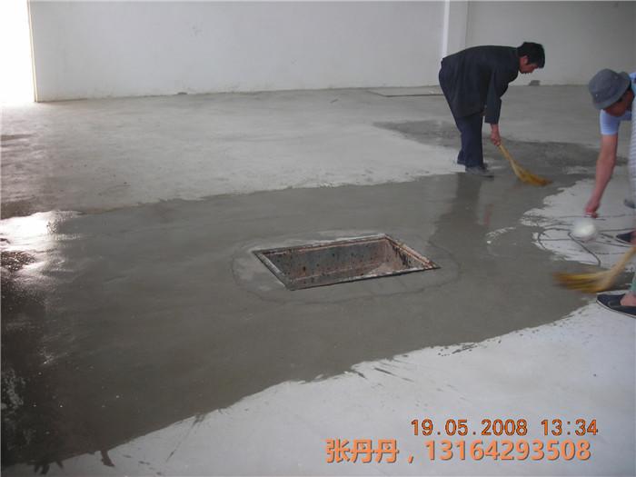 浅析地坪返沙的成因/起砂处理方案